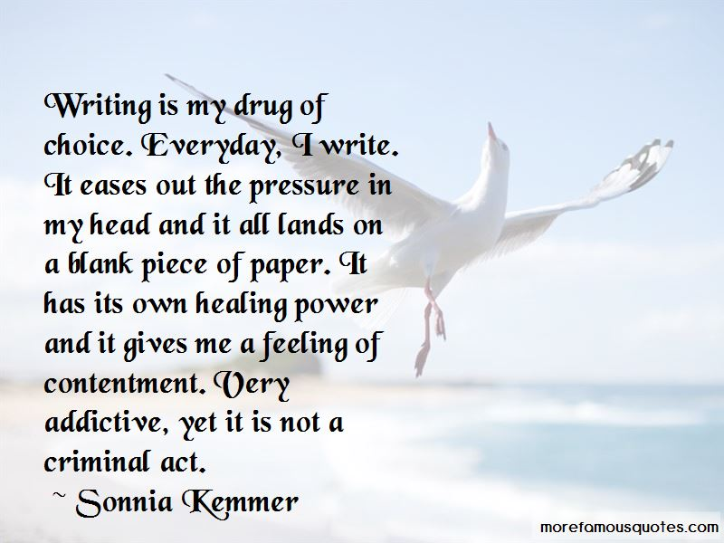 Quotes About The Healing Power Of Writing
