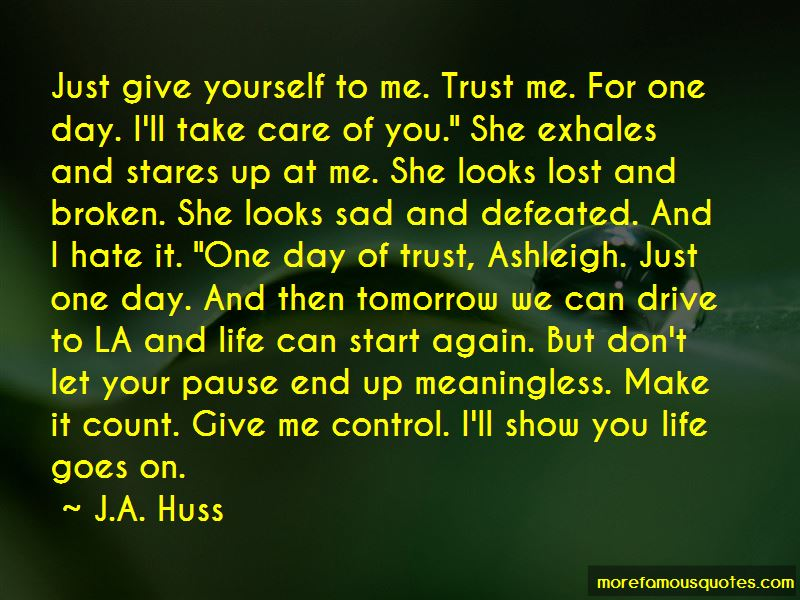 Broken Trust Quotes And Sayings: Quotes About Trust And Broken Trust: Top 13 Trust And