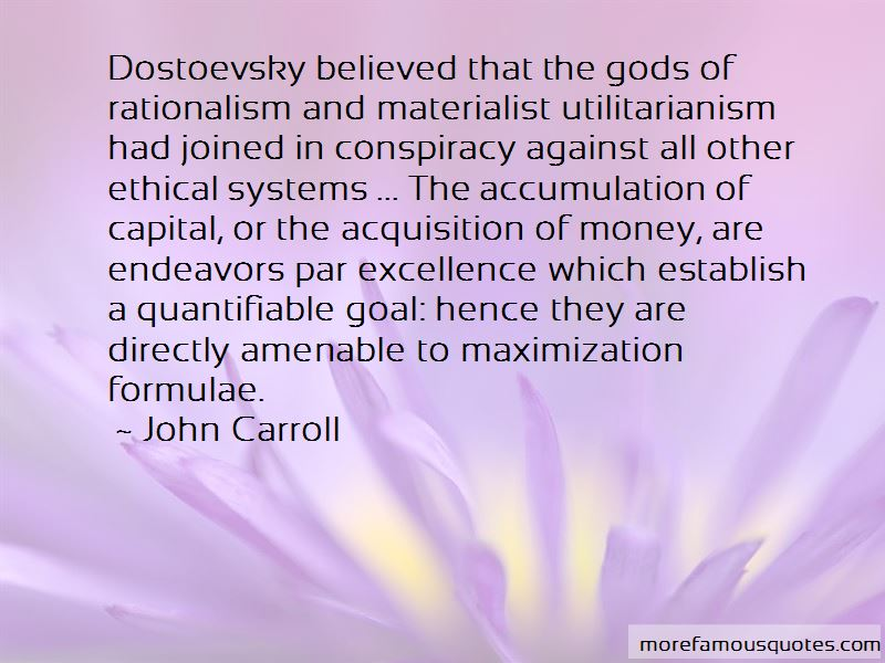 Quotes About Utilitarianism