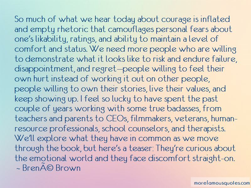 Quotes About Veterans Courage