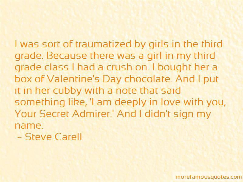Quotes About Your Secret Admirer: top 1 Your Secret Admirer ...