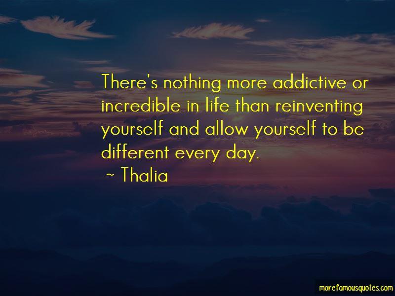 Reinventing Life Quotes
