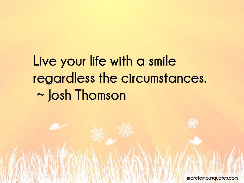Smile Regardless Quotes