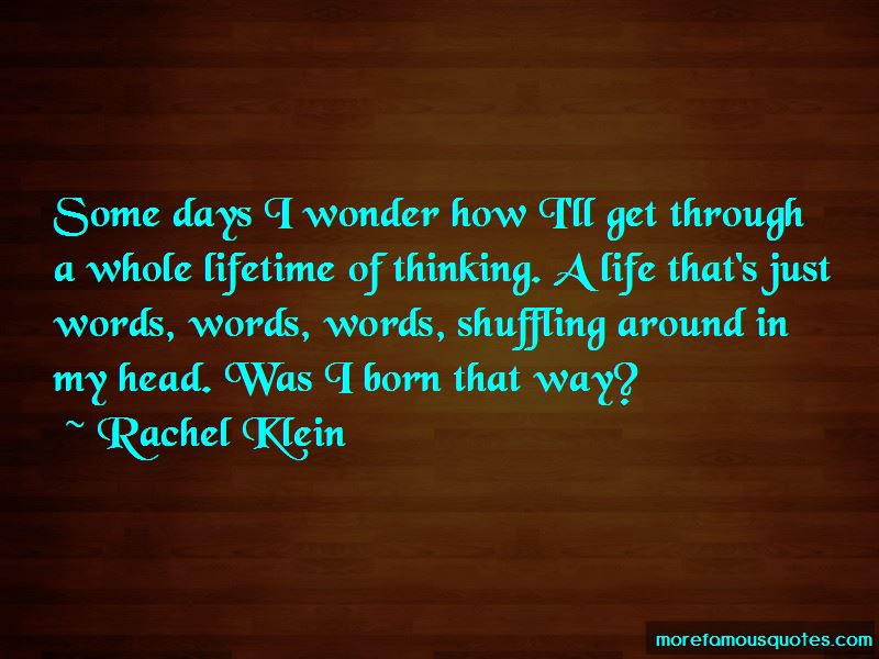 Some Days I Wonder Quotes Pictures 4