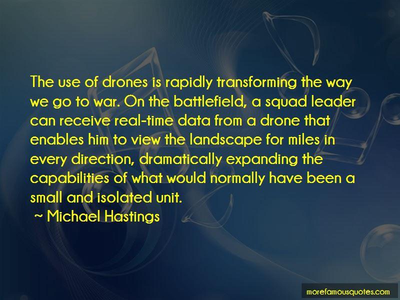 Squad Leader Quotes