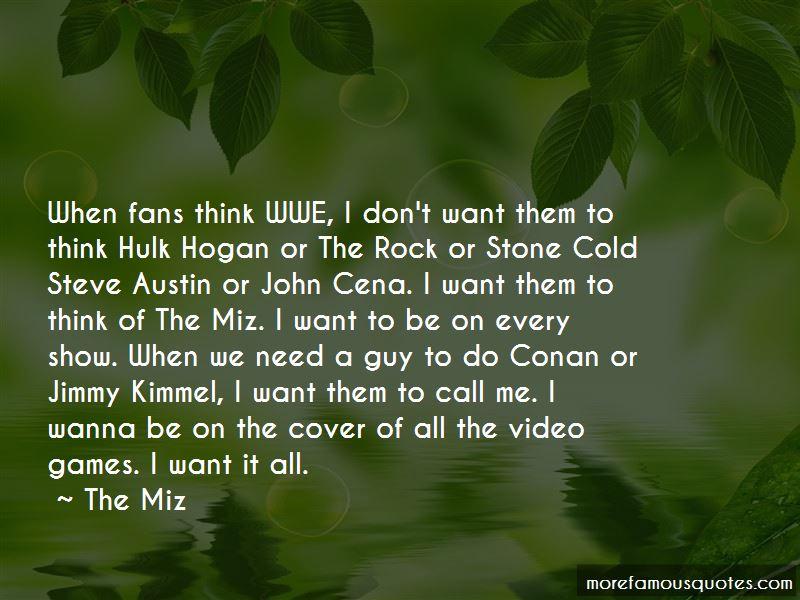 Steve Austin Show Quotes