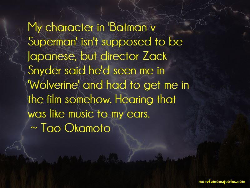 Wolverine Character Quotes