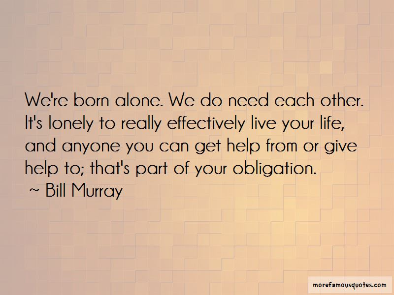 You Are Born Alone Quotes Pictures 4