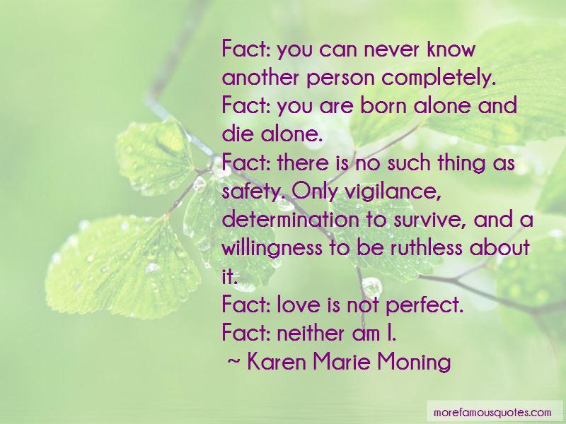 You Are Born Alone Quotes