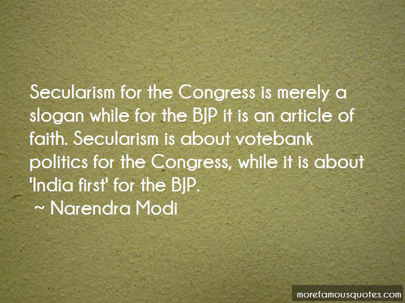 Bjp Vs Congress Quotes Pictures 3
