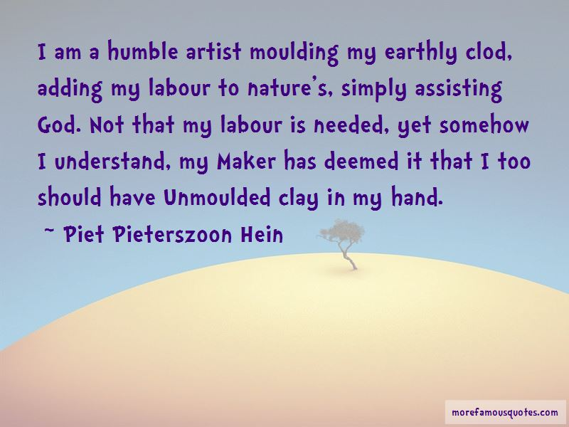 Clay Moulding Quotes Pictures 2