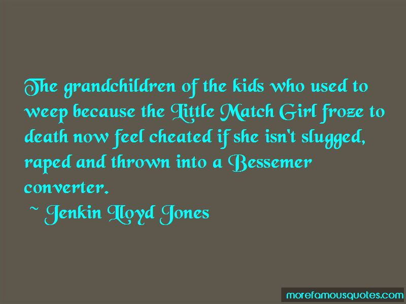 Death Of A Little Girl Quotes