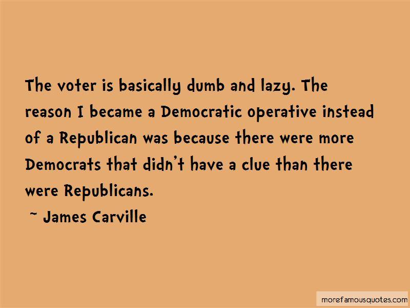 Dumb Democrats Quotes