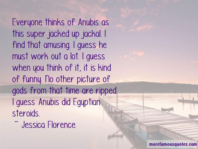 Egyptian Anubis Quotes
