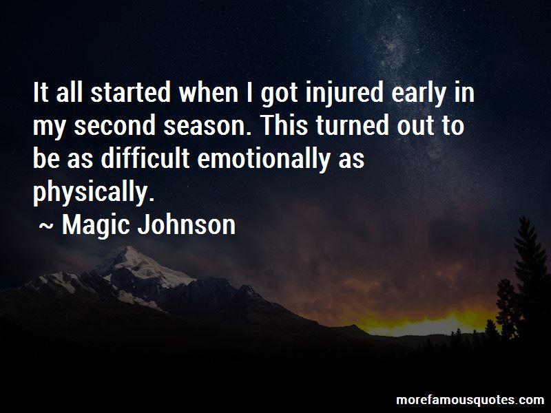 Emotionally Injured Quotes