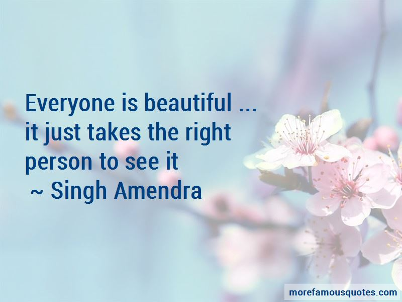 Everyone Is Beautiful Quotes