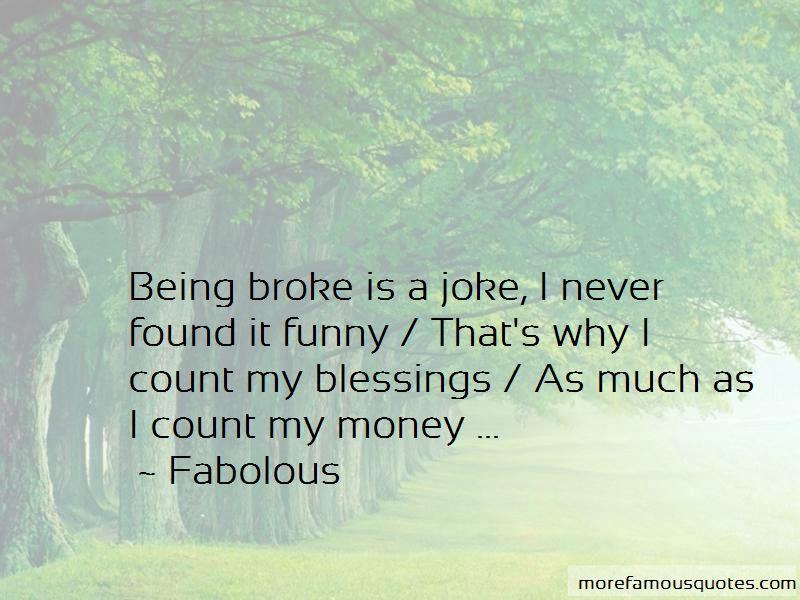 Funny Broke No Money Quotes