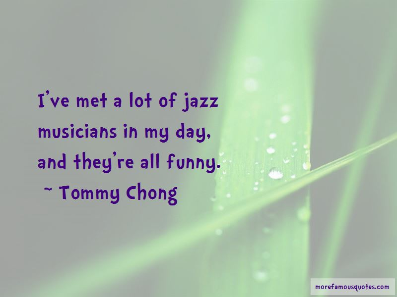 Funny Musicians Quotes