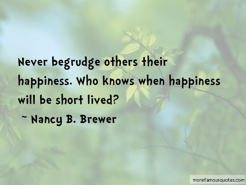 Happiness Short Lived Quotes Pictures 4