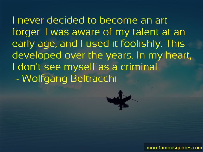 Heart Over Talent Quotes