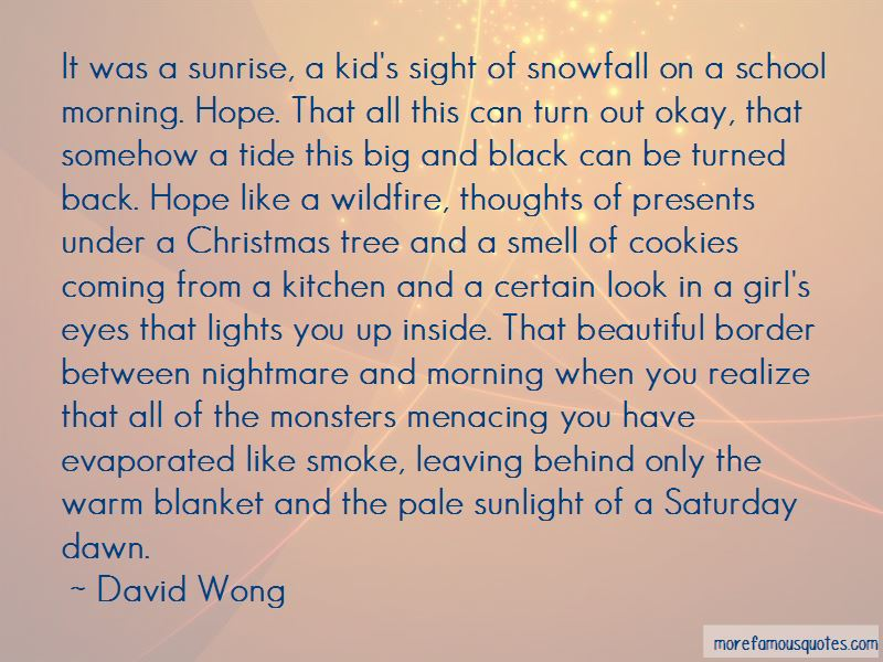 Hope And Christmas Quotes