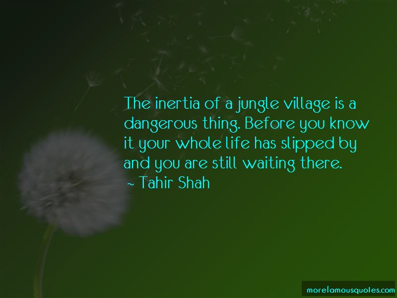 Life In Village Quotes