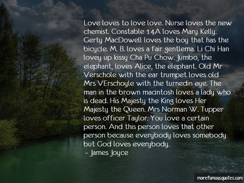 Love The Person Who Loves You Quotes