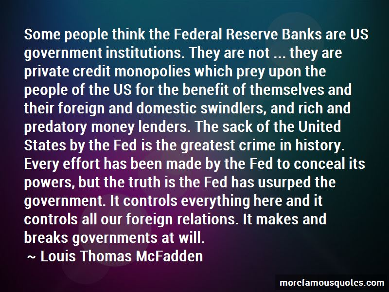 Money Controls Everything Quotes