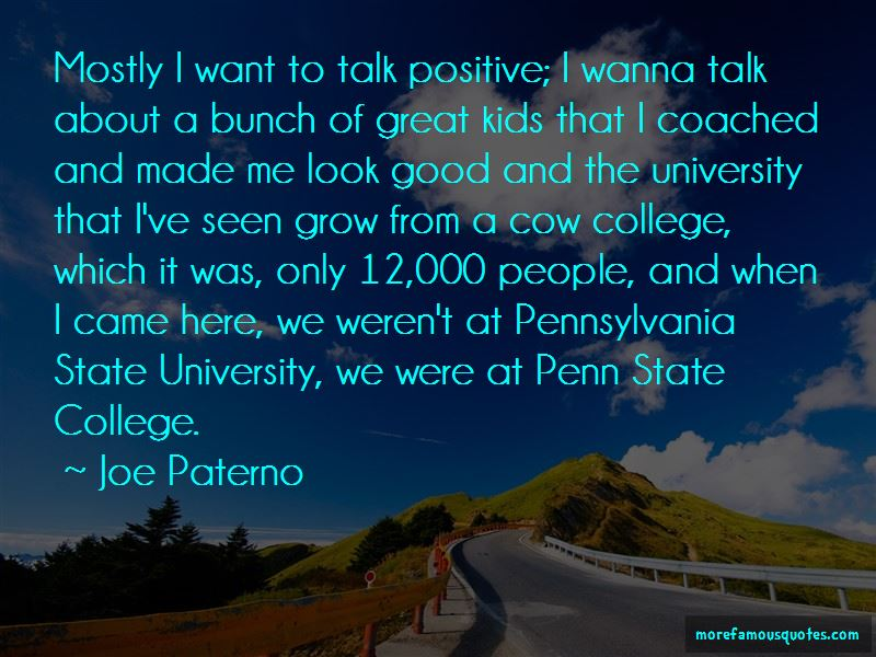 Penn Quotes