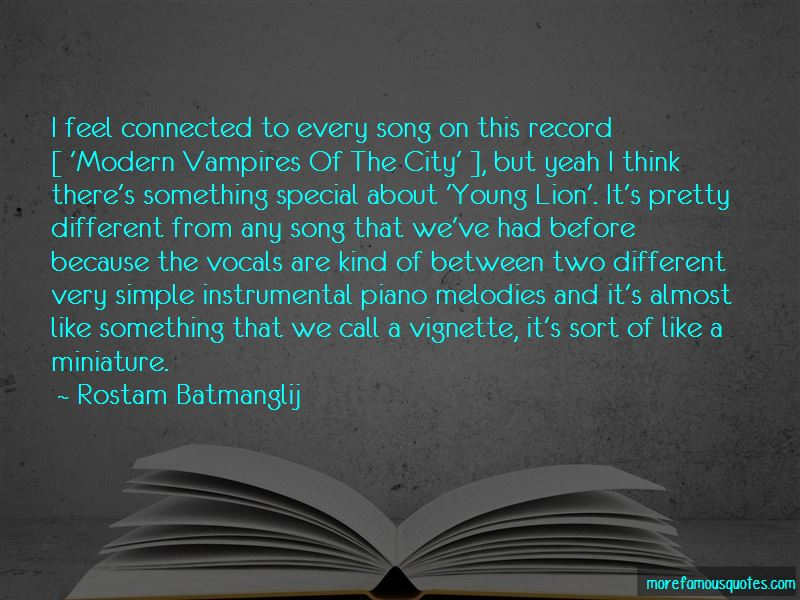 Piano Melodies Quotes