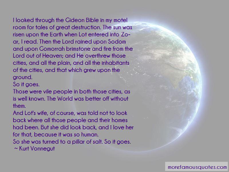 Pillar Of Love Quotes