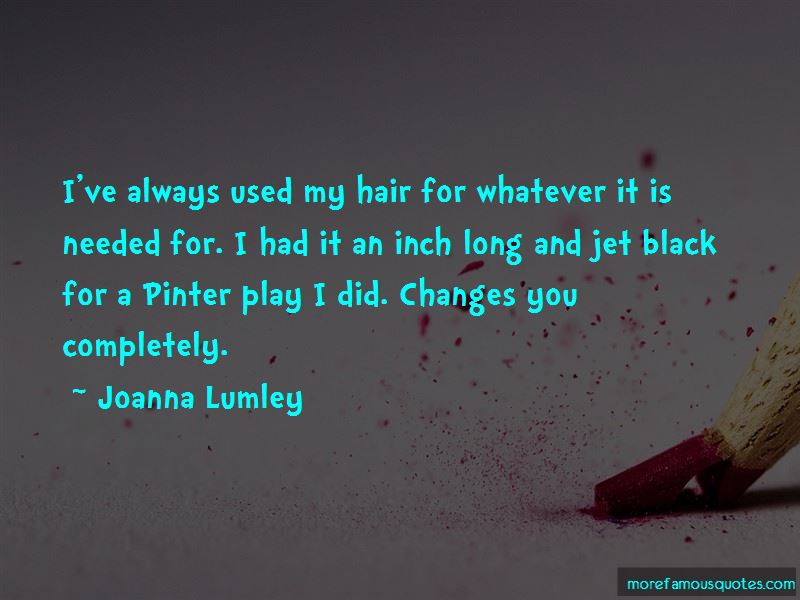 Pinter Play Quotes