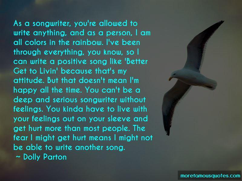 Positive Can Do Attitude Quotes