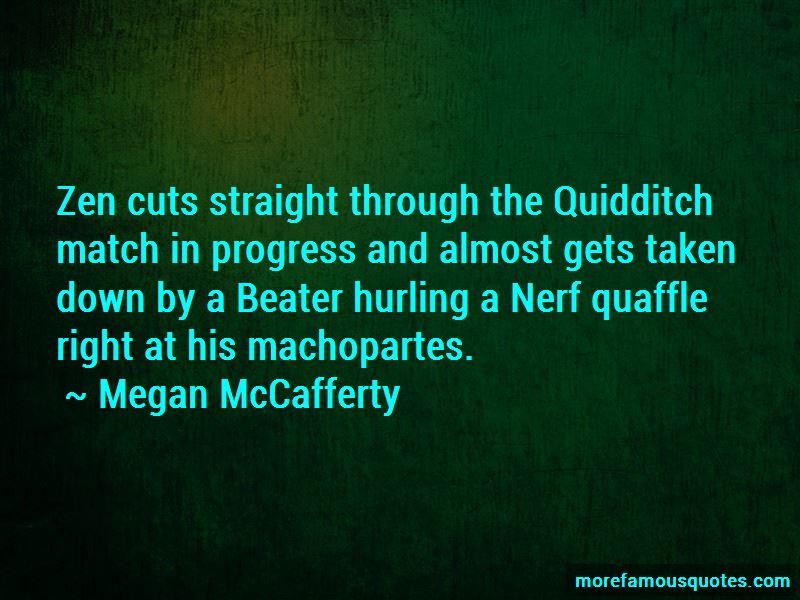 Quidditch Beater Quotes