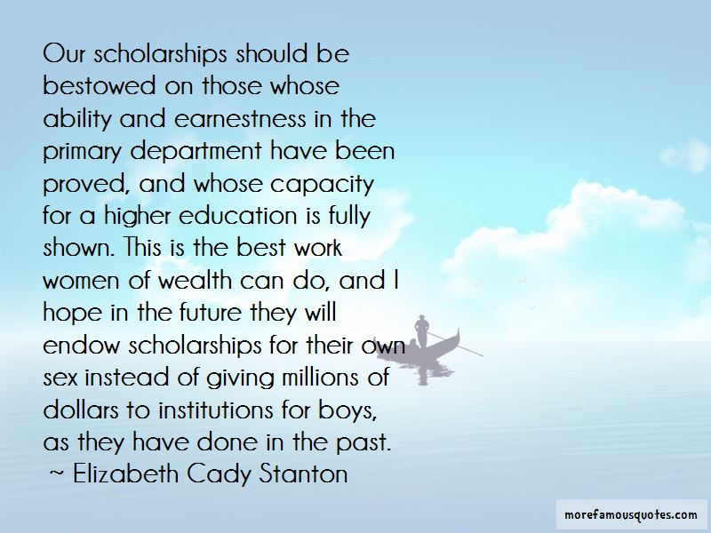 Quotes About A Higher Education