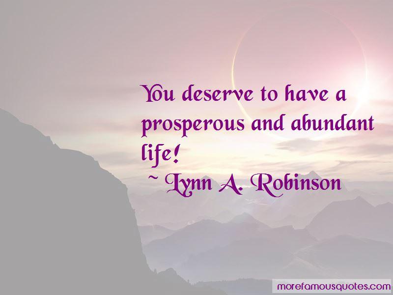 Abundant Life Quotes Pictures 3