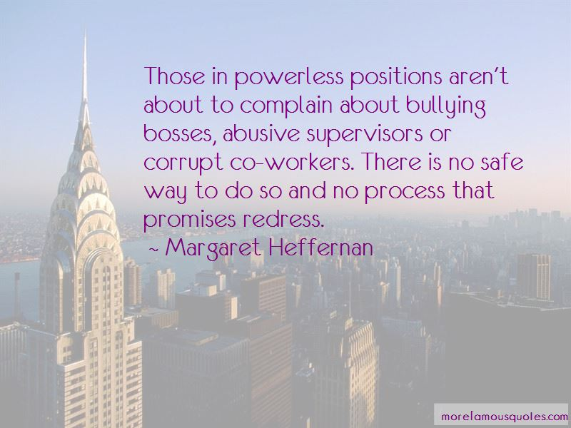 Quotes About Abusive Bosses