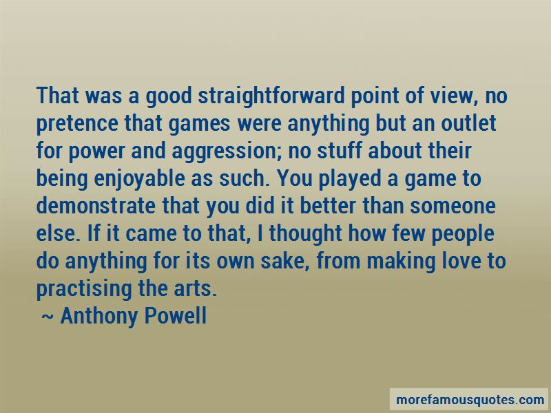 Aggression Being Good Quotes Pictures 2