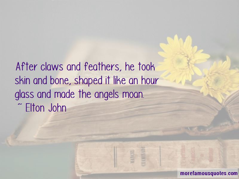 Quotes About Angels And Feathers