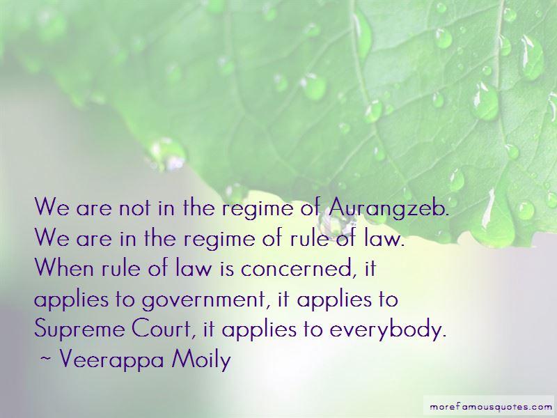 Quotes About Aurangzeb