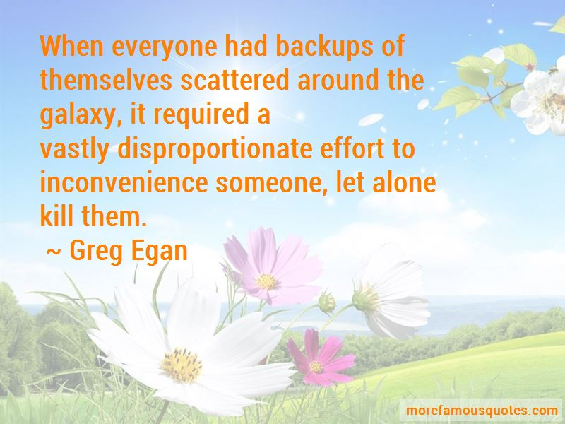 Quotes About Backups