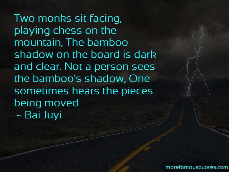Quotes About Bamboo