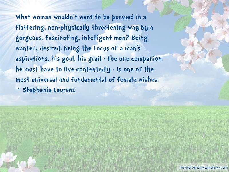 Being Pursued As A Woman Quotes Pictures 3