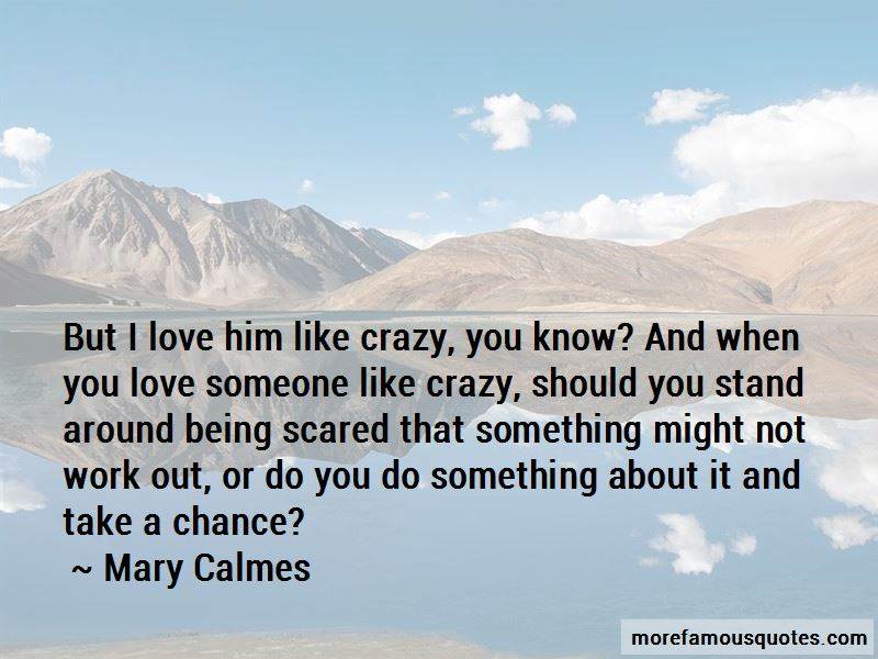 Being Scared Of Love Quotes Pictures 3