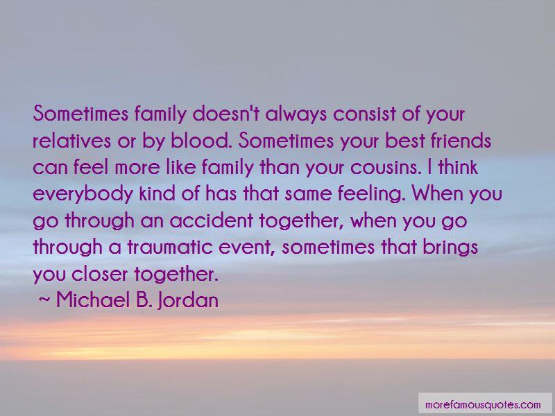 Quotes About Best Cousins