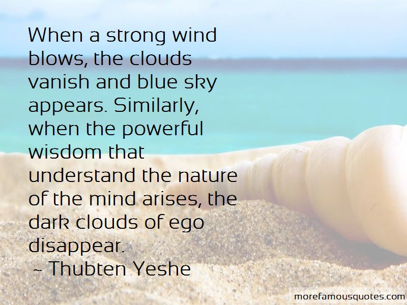 Blue Sky And Clouds Quotes Pictures 2