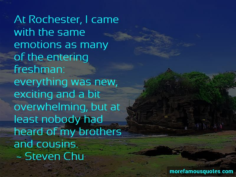Quotes About Brothers And Cousins