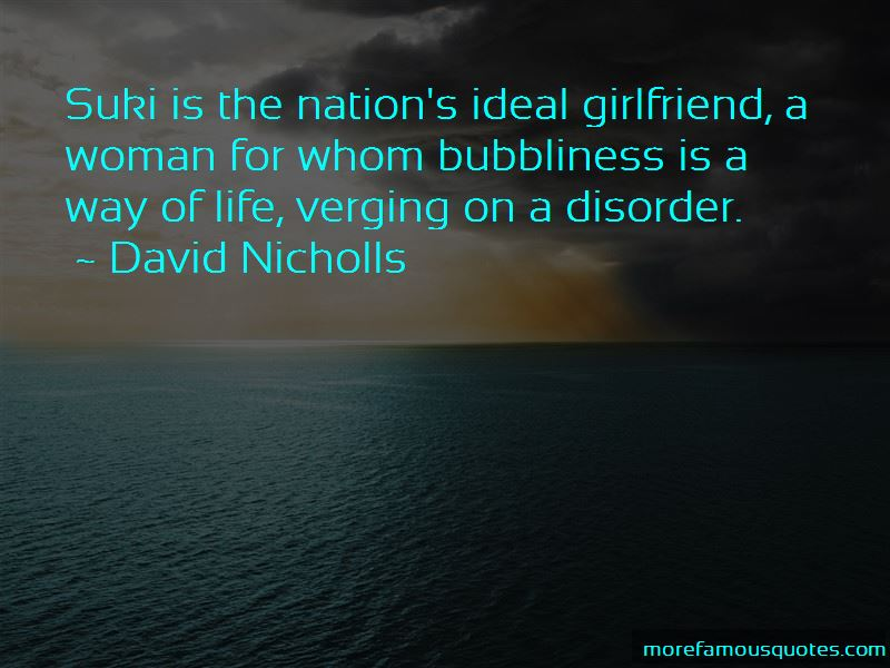 Quotes About Bubbliness