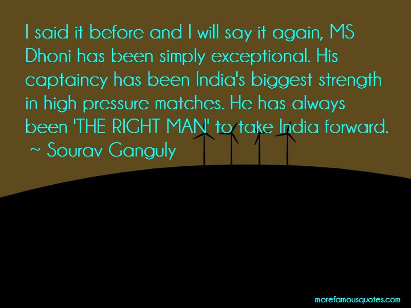 Captaincy Quotes Pictures 2