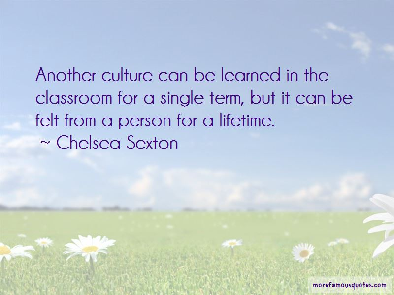 Quotes About Classroom Culture
